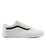 VANS 男女 OLD SKOOL TRUE WHITE BLACK 米白黑【A-KAY0】【VN0A5AO92HM】