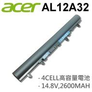 ACER 4芯 AL12A32 日系電芯 電池 Aspire V5-531P V5-551G V5-531G V5-531P V5-471 V5-571P V5-571G AK.004BT.097 MS2380