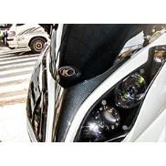 泰格貿易 NIKITA KYMCO 光陽 NIKITA 200/300 可拆式大燈護片/ 燈罩護片 非 地下工房