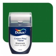 Dulux Colour Play Tester Shamrock 70GY 11/387