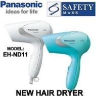 Panasonic Hair Dryer Eh-Nd11 1000W 220V
