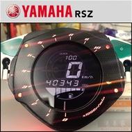 YAMAHA RSZ液晶淡化.液晶碼表.碼表按鍵維修.液晶儀表維修