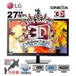 27吋 LG D2743 3D LED mon IPS 27 28 2743 顯示器 monitor 螢幕