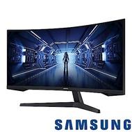 SAMSUNG C34G55TWWC Odyssey G5 34型 2K高解析 1000R曲面電競顯示器 支援HDR FreeSync  165Hz  1ms