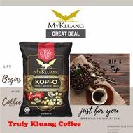 KLUANG COFFEE (TRULY)- Coffee Sachets (KOPI-O) Kosong