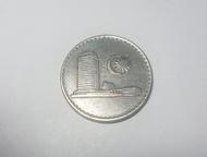 Koin Malaysia 20 sen 1976