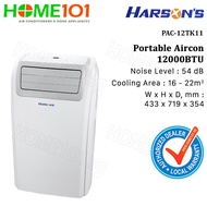 Harsons Portable Aircon 12000BTU PAC-12TK11*NO INSTALLATION*