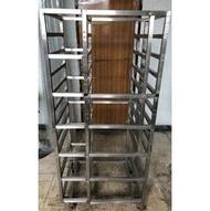 【二手器材】烤盤架/麵包架/出爐架/烘培/插盤架/烤盤插盤架