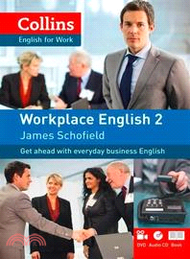 Collins Workplace English 2 (includes audio CD and DVD)