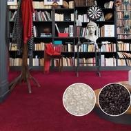 范登伯格 蝴蝶經典素色長毛地毯-共五色-300x400cm