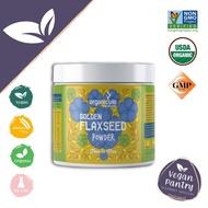 Organicule Golden Flaxseed Powder