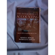 The Intermediate Accounting Vol. 3 by Robles & Empleo