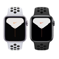Apple Watch S5 NIKE GPS版 40mm 鋁錶殼配運動錶帶