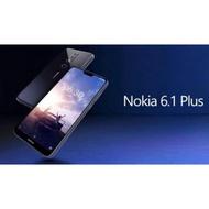 Nokia6.1 plus 9H 防爆 鋼化玻璃 保護貼 nokia 6.1plus nokia6.1+