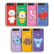 BT21 iPhone8 7 Silicon lighting case