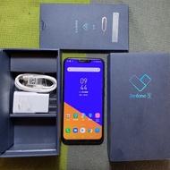 ASUS Zenfone5 64G 9成新 ZE620KL X00QD 黑 6.2吋 ZF5 華碩 雙卡雙待 二手機回收