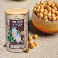 《小瓢蟲生機坊》元豪食品 - 有機黃豆粉 600g/罐 黃豆粉