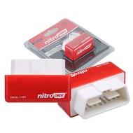 Original NitroOBD2 Tune Chip Box For Diesel Vehicle