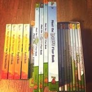 Preschool Prep美國英文學習DVD,閃卡,硬頁翻翻書
