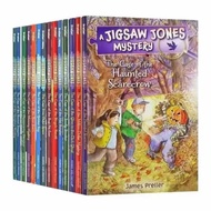 The Jigsaw Jones Mysteries,14books