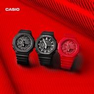 [READY STOCK] CASIO G-SHOCK men and women Sports and leisure watch GA2100 series watch GA-2100-4A GA-2100-1A GA-2100-1A1 GSHOCK G SHOCK