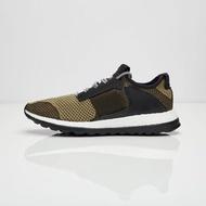 【adidas 愛迪達】PURE BOOST ZG ADO DAY ONE 墨綠白 男女鞋(S81827)