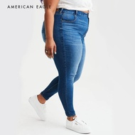 American Eagle Ne(X)t Level Curvy High-Waisted Jegging กางเกง ยีนส์ ผู้หญิง เคอร์ฟวี่เจกกิ้ง เอวสูง (ความยาวแบบสั้น) (043-2283-437)