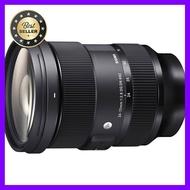 Sigma 24-70mm F2.8 DG DN Art Lenses - ประกันศูนย์ เลือก 1 ชิ้น อุปกรณ์ถ่ายภาพ กล้อง Battery ถ่าน Filters สายคล้องกล้อง Flash แบตเตอรี่ ซูม แฟลช ขาตั้ง ปรับแสง เก็บข้อมูล Memory card เลนส์ ฟิลเตอร์ Filters Flash กระเป๋า ฟิล์ม เดินทาง