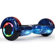 """LIEAGLE Hoverboard, 6.5"""" Self Balancing Scooter Hover Board with UL2272 Certified Wheels LED Lights for Adult Kids"""