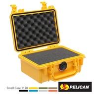 ..  美國 PELICAN 1120 氣密箱-含泡棉 黃色 公司貨