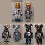 BILLIONAIRE BOYS CLUB × NEIGHBORHOOD BE@RBRICK 太空人系列 6隻
