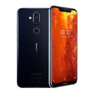 【NOKIA 諾基亞】8.1 八核心智慧型手機