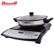 Dowell IC-35 8 Cooking Function Cooktop Induction Cooker