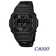 CASIO卡西歐G-SHOCK 絕對強悍太陽能六局電波錶款 GW-M5610BC-1 GW-M5610BY-1