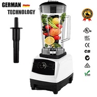 2200W Heavy Duty Commercial Blender Professional Blender Mixer Food Processor Japan Blade Juicer Ice