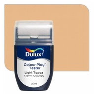 Dulux Colour Play Tester Light Topaz 10YY 58/295