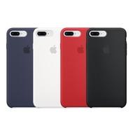 Apple 原廠 iPhone 8 Plus / 7 Plus 矽膠保護殼 (台灣公司貨)