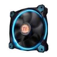 曜越 TT Riing 14cm LED 炫光藍機殼風扇
