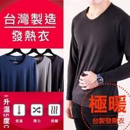 【JU SHOP】台灣製造!科技羊毛超柔發熱衣