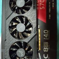 華碩 ASUS TUF AMD RX 5700XT 碾 2060s 2070 戰 2070s 被 2080 ti 屌虐