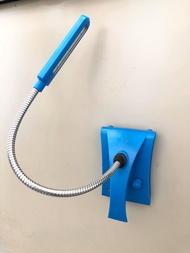 台製HL-9078 彎管COB燈 充電款+底部磁鐵+調光 檯燈 大廣角 彎管燈 蛇燈