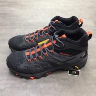 公司貨MERRELL MOAB FST 2 MID GTX 男 高筒 戶外健行 GTX防水 登山鞋 ML77485
