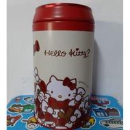 Hello kitty 7-11限量黑巧克力杏仁捲心酥禮盒