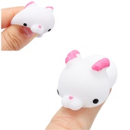 Deer Squishy Squeeze Cute Healing Toy Kawaii Collection Stress Reliever Gift Decor