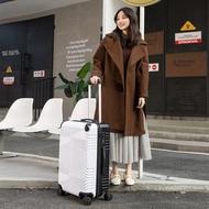 20''24''28นิ้วกระเป๋าเดินทางชุดกระเป๋าเดินทางบนล้อ,กระเป๋าเดินทางแบบลาก,Rose ABS กระเป๋าลากผู้หญิง,กระเป๋าเดินทาง,พกพา