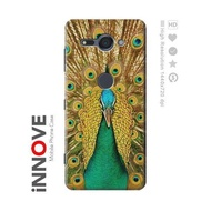เคสมือถือ Sony Xperia XZ2 Compact ลายนกยูง Peacock Case For Sony Xperia XZ2 Compact