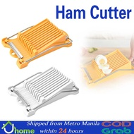 Manual Slicer Luncheon Meat Ham Slicer Manual Vegetable Accessories Soft Food Cutter Meat Slicer