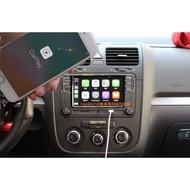 VW 福斯MIB2 187B apple carplay 原廠6.5吋音響主機 Golf passat scirocco