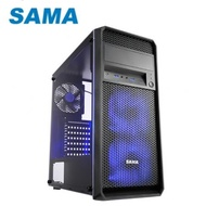 SAMA 先馬 SAJZ001B 創世者 ATX 透側 電腦機殼