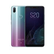 Sugar S20 4G/64G 6.18吋 旅遊翻譯 AI 智慧美顏手機【拆封品出清】-奇幻紫